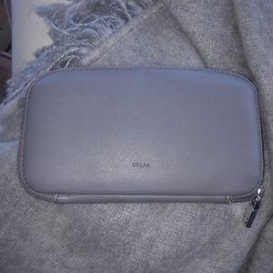 Co Lab grey wallet